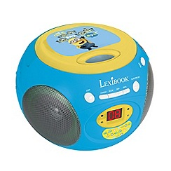 Despicable Me - Radio CD Boombox