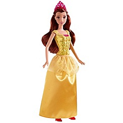 Disney Princess - Sparkling Princess Belle Doll