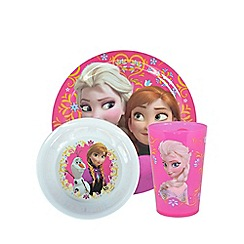 Disney Frozen - 3 piece dinner set