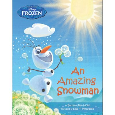 Disney Frozen An Amazing Snowman - . -