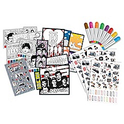 One Direction - Cool Create Activity Kit