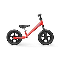 kiddimoto - Super Junior red balance bike