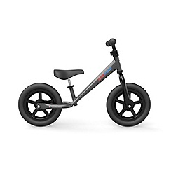 kiddimoto - Super Junior grey balance bike