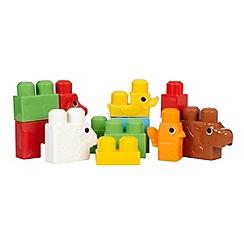 Mega Bloks - Farm animal pals blocks