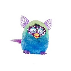 Furby Boom - Crystal Series Furby (Green/Blue)