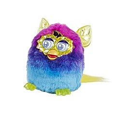 Furby Boom - Crystal Series Furby (Pink/Blue)