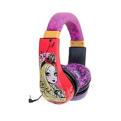 Ever After High - Kids Safe Headphones - Rebels