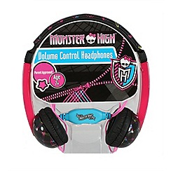 Monster High - Kids Safe Headphones