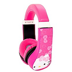 Hello Kitty - Kids Safe Headphones - Higher Spec
