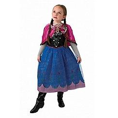 Disney Frozen - Musical & Light Up Anna Costume   - Medium
