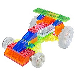 Laser Pegs - 6 in 1 Zippy Do Dragster