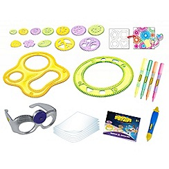Hasbro - Spirograph Optical 3D Artist Set