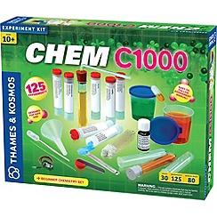 Thames & Kosmos - Chem C1000