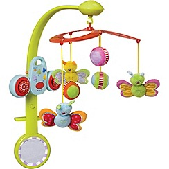 Taf Toys - Stereo Mobile - Butterflies
