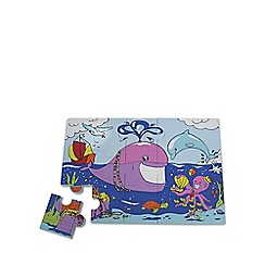 Halilit - Sea Life Floating Bath Puzzle