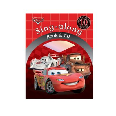 Disney Cars Sing Along - . -