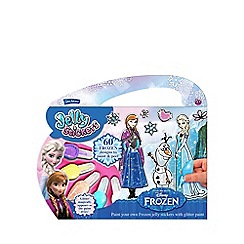 Disney Frozen - Jelly Stickers