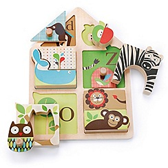Skip Hop - Alphabet Zoo Match & Play Puzzle