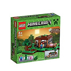 LEGO - Minecraft The First Night - 21115