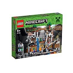 Lego - LEGO Minecraft The Mine - 21118