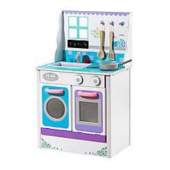 Plum - Cook-a-lot Chive Wooden Kitchen