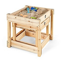 Plum - Sandy Bay Wooden Sand Pit and Water Play