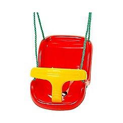Plum - Baby Swing Seat with Extensions