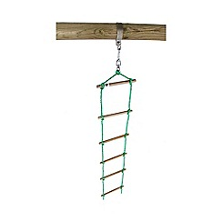 Plum - 5 Rung Rope Ladder