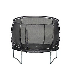 Plum - 8ft Magnitude Trampoline & Enclosure