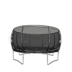 Plum - 14ft Magnitude Trampoline & Enclosure