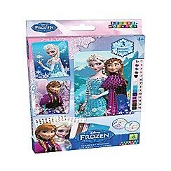Disney Frozen - Sticky Mosaics Sparkling