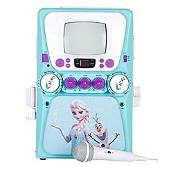 Disney Frozen - CD+G Karaoke With Screen