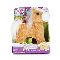 FurReal Friends - My walkin' pony with grooming accessories