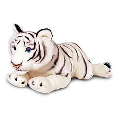 Keel - 100cm White Tiger