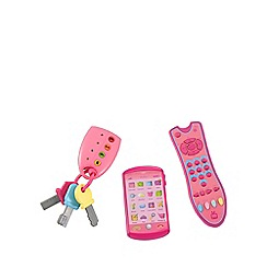 Early Learning Centre - My 1st pink gadget set