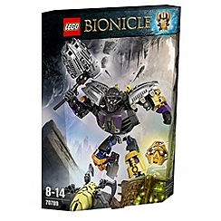 LEGO - Bionicle Onua - Master of Earth - 70789