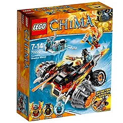 Lego - Legends of Chima Tormak's Shadow Blazer - 70222