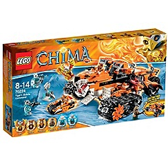 Lego - Legends of Chima Tiger's Mobile Command - 70224