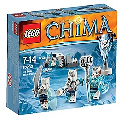 Lego - Legends of Chima Ice Bear Tribe Pack - 70230