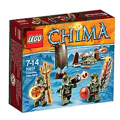 LEGO - Legends of Chima Crocodile Tribe Pack - 70231