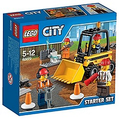 LEGO - City Demolition Demolition Starter Set - 60072