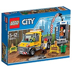 Lego - City Demolition Service Truck - 60073