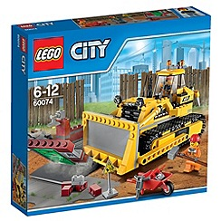 Lego - City Demolition Bulldozer - 60074