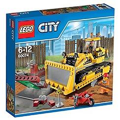 Lego - City Demolition Bulldozer - 60074