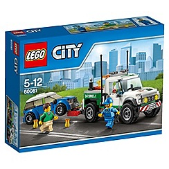 Lego - City Great Vehicles Pickup Tow Truck - 60081