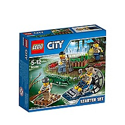 LEGO - City Police Swamp Police Starter Set - 60066
