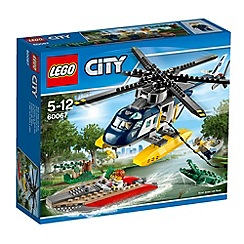 Lego - City Police Helicopter Pursuit - 60067