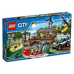 Lego - City Police Crooks' Hideout - 60068