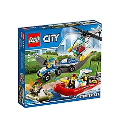 Lego - City Town Starter Set - 60086