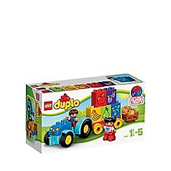 Lego - Duplo Creative Play My First Tractor - 10615